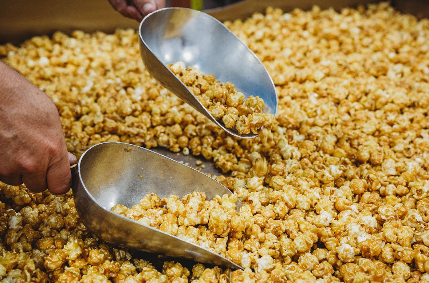 Almost Famous Popcorn