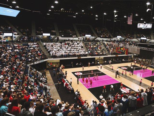 Iowa Girls State High School Volleyball Tournament