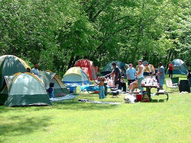 camping near Cedar Rapids