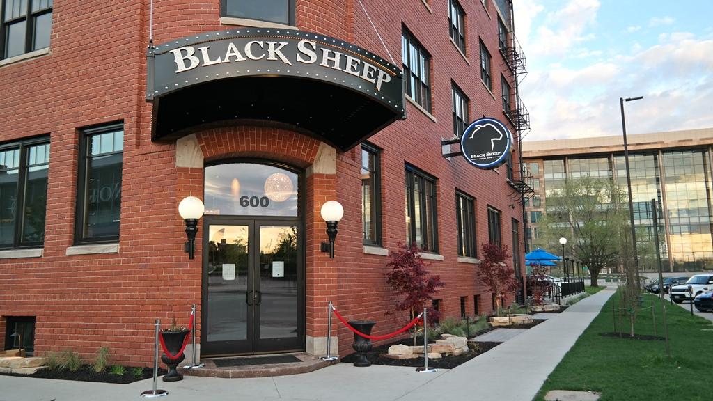 black sheep social club