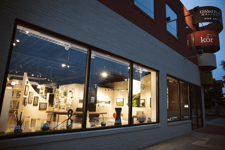 Gilded Pear Gallery Cedar Rapids