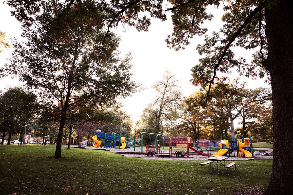 Cedar Rapids park adventure