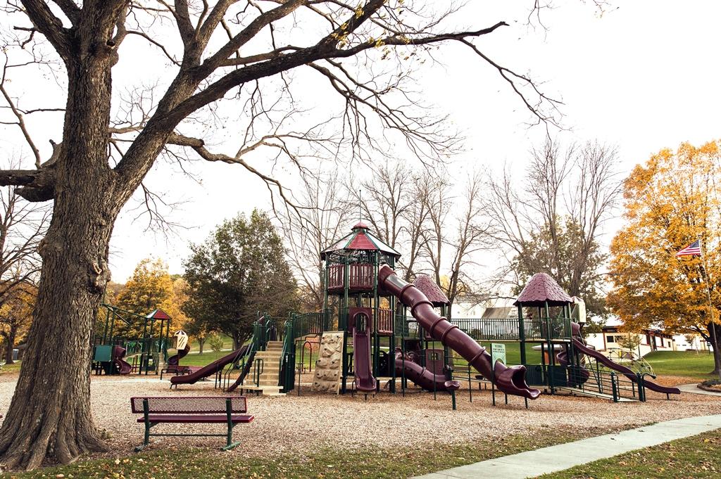 Cedar Rapids kid park