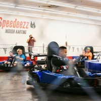 Indoor Karting Cedar Rapids