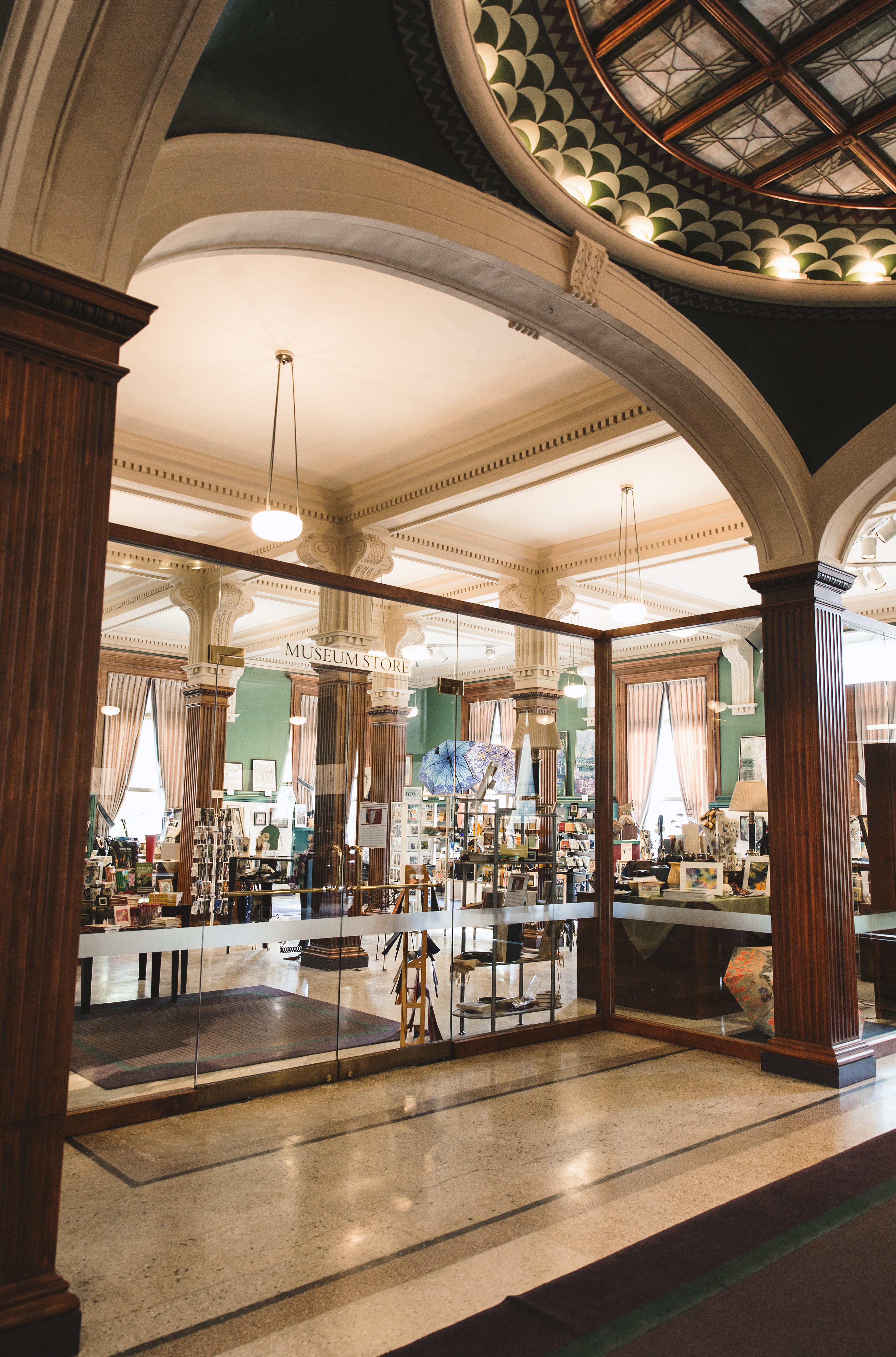 Art Museum Store Cedar Rapids